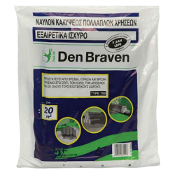 Νάυλον Προστασίας Den Braven 4Χ5 Χοντρό